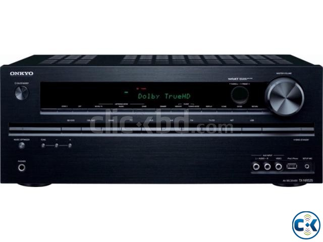 Onkyo TX-NR525 Sound System 5.1 Channel Home Theater | ClickBD large image 1
