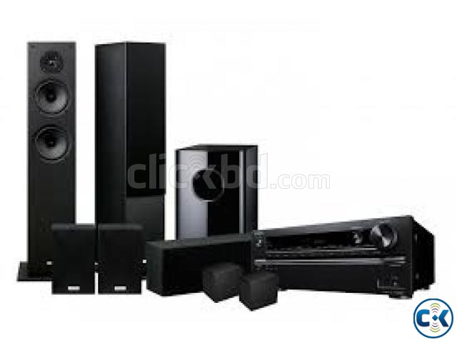 Onkyo TX-NR525 Sound System 5.1 Channel Home Theater | ClickBD large image 3