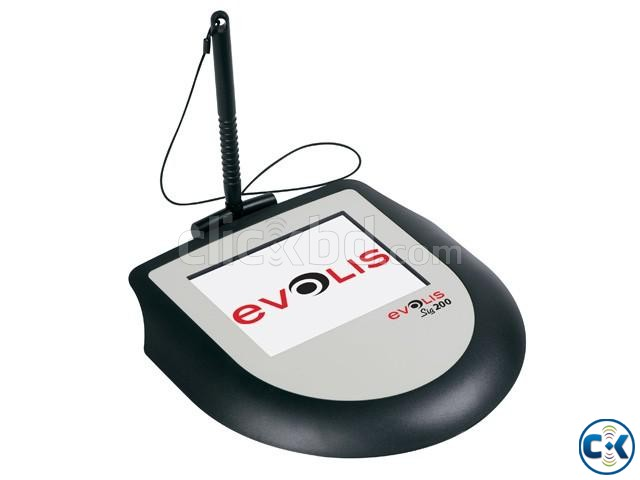 Evolis Signature Pad Sig200 With SDK Original | ClickBD large image 1