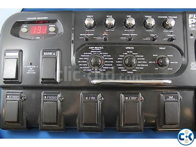 Floor pod plus guitar processor line 6 | ClickBD large image 1