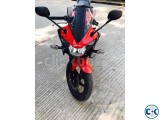 Honda CBR 150R 2016 model Red black edition up for sell