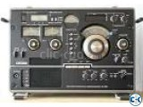 Antique sony am fm radio reciver