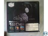 Cooler Master Processor water cooler Seidon 120XL