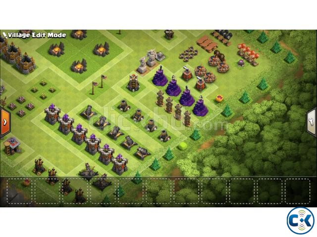 Clash of Clans TH Town Hall 9 Full Max | ClickBD large image 3