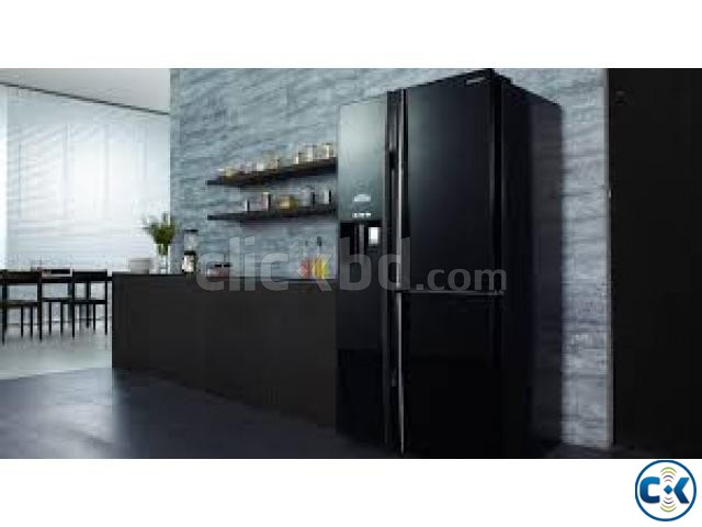 HITACHI R-W720FPMSX Multi-Door Smart Fridge | ClickBD large image 2