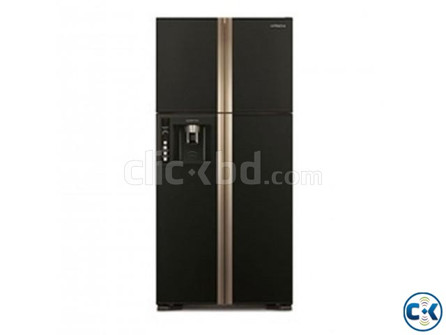 HITACHI R-W720FPMSX Multi-Door Smart Fridge | ClickBD large image 3