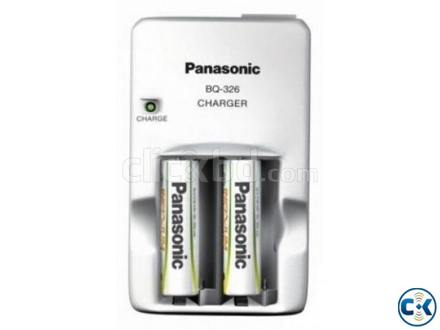 PANASONIC BQ-326 QUICK CHARGER | ClickBD large image 3