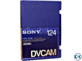 Sony DVCAM 124