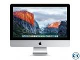 Apple iMac 21.5 Inch Desktop Computer