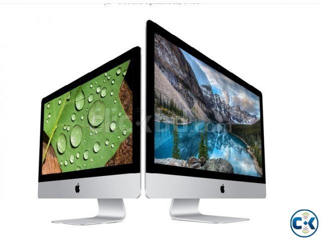 Apple iMac-27 inch Desktop Computer   ClickBD large image 0