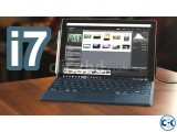 Microsoft Surface Pro 4 i7 256GB Multi-Touch Tablet