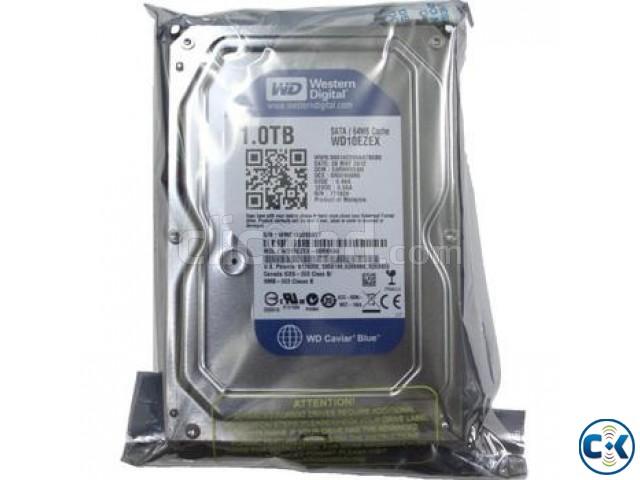 Western Digital 1TB 3.5 BLUE HDD WD10EZEX | ClickBD large image 0