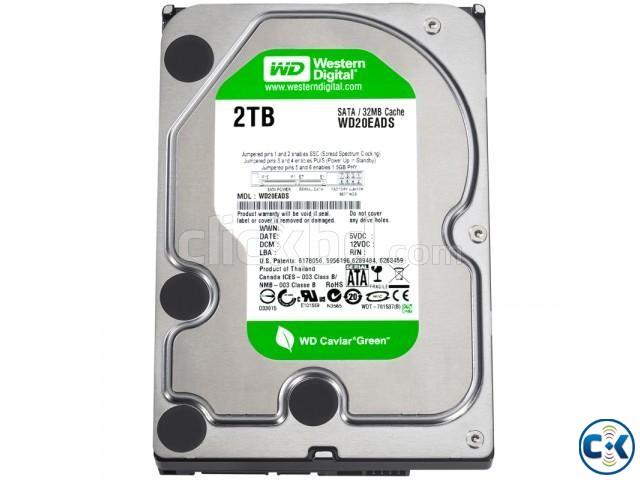 Western Digital 2TB 3.5 HDD | ClickBD large image 0