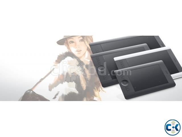 Wacom Intuos Pro PTH-851 K1-C Large Tablet Black  | ClickBD large image 3