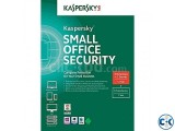 Kaspersky Small Office Security 4 5 User
