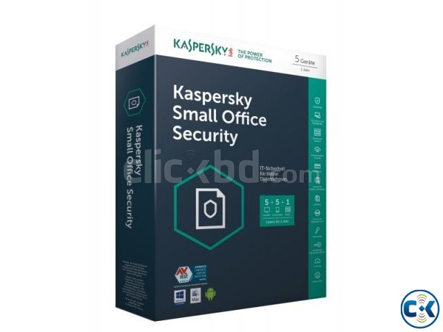 Kaspersky Small Office Security 4 10 User | ClickBD large image 0