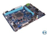 Maxpower Motherboard Mainboard Intel H61 for I3 I5 I7 CPU