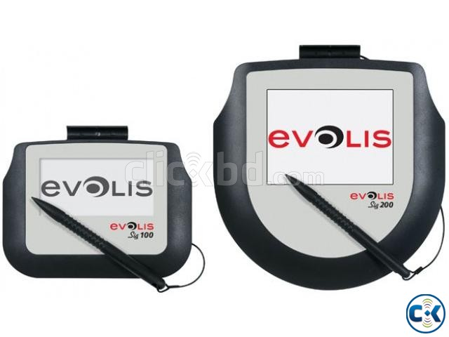 Evolis Signature Pad Sig100 with SDK Origina | ClickBD large image 2