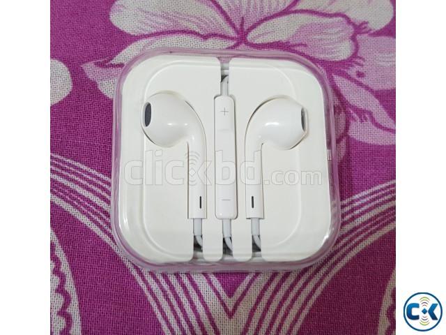 iPhone 6s Original Headphone | ClickBD large image 0