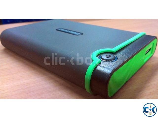 Transcend External hard drive 500 GB | ClickBD large image 0