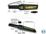 Hand Metal Detector Scanner NS-H21