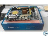Esonic Mainboard Motherboard G41CDL