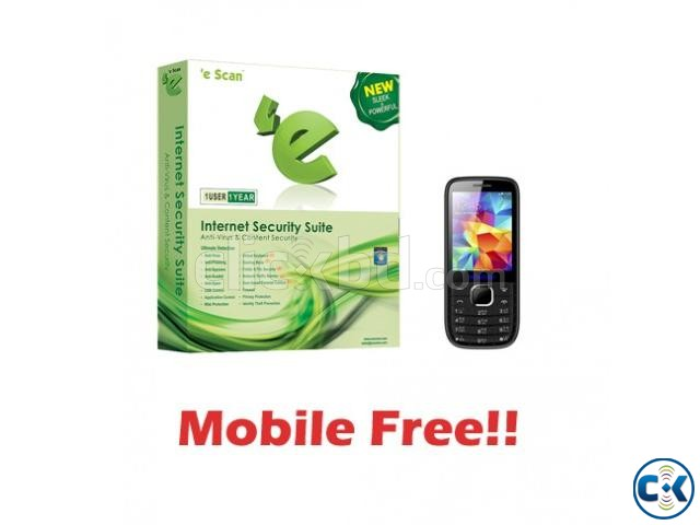 eScan AntiVirus Free Mobile Phone    ClickBD large image 0