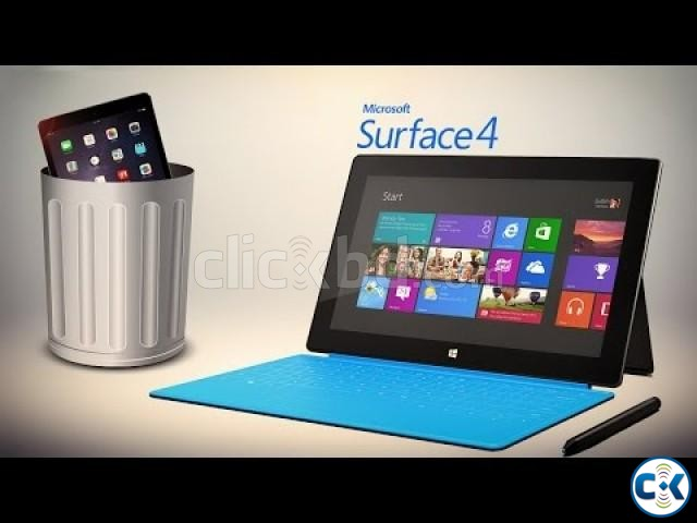 Microsoft Surface pro 4 i5 1 Year Licences | ClickBD large image 1