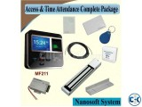 Access Time Attendance Package- ATA-033