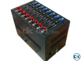 8 Port modem gsm gprs sms mms price in BD