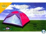Tent Eight Person Fiber Glass Tent Camping Picnic