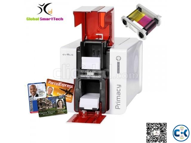 All accessories of Evolis Primacy Securion card printer | ClickBD large image 1