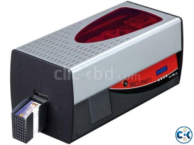 Evolis Securion Card Laminating Printer | ClickBD large image 0