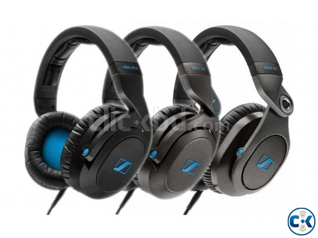 Sennheiser HD6 MIX Professional Head phone | ClickBD large image 3