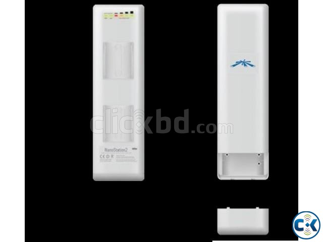 Nano Station 2 NS2 for point to point and long range WIFI | ClickBD large image 1
