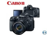 Canon 70D 18-200mm DSLR Camera with Lens