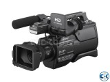 Sony HXR-MC2500 HD Camcorder Video Camera