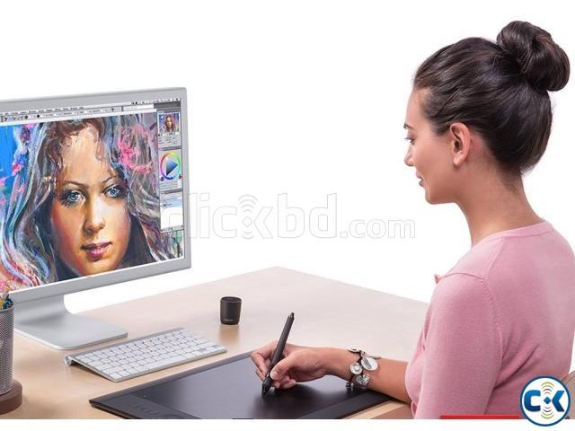 Wacom Intuos Pro PTH-851 K1-C Large Tablet Black  | ClickBD large image 2