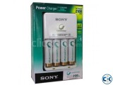 SONY RECHARGEABLE BCG-34HH4KN 2100mAh