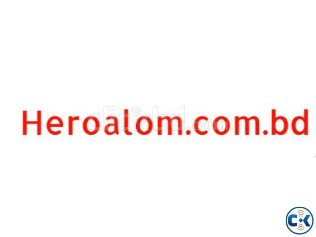 hot domain Heroalom domain sell | ClickBD large image 0
