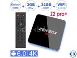 2017 NEW 3GB 32GB Android 6.0 Zen TV Box