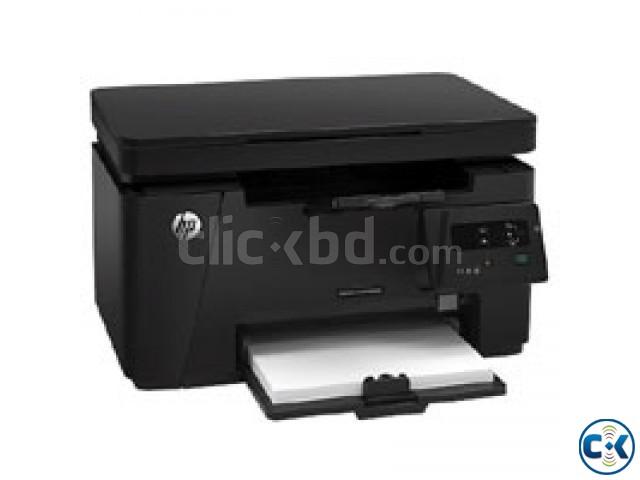 HP Pro LaserJet M125a Multifunction Printer | ClickBD large image 0