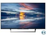 43 W750D SONY WIFI FHD TV NEW 2016