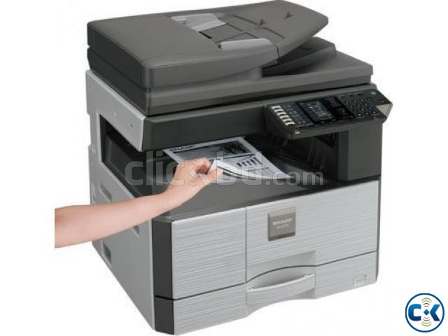 Sharp AR-6020 Digital Multi-Function Photocopier Machine | ClickBD large image 0