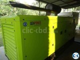 USED UK GENERATORS 22KVA-800 KVA