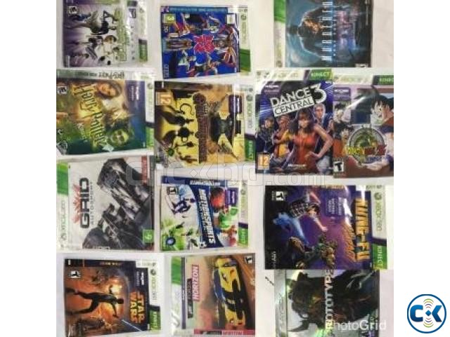 Xbox 360 JTAG with 50 games | ClickBD large image 0