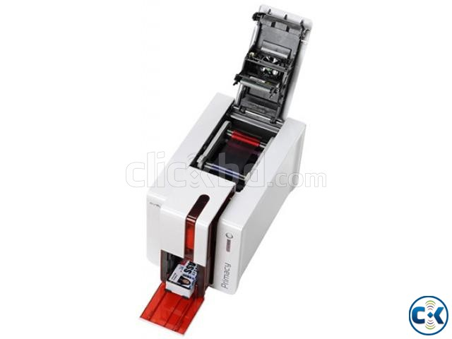 EVOLIS PRAIMACY PVC EDGE-TO-EDGE DUAL SIDE CARD PRINTER | ClickBD large image 3
