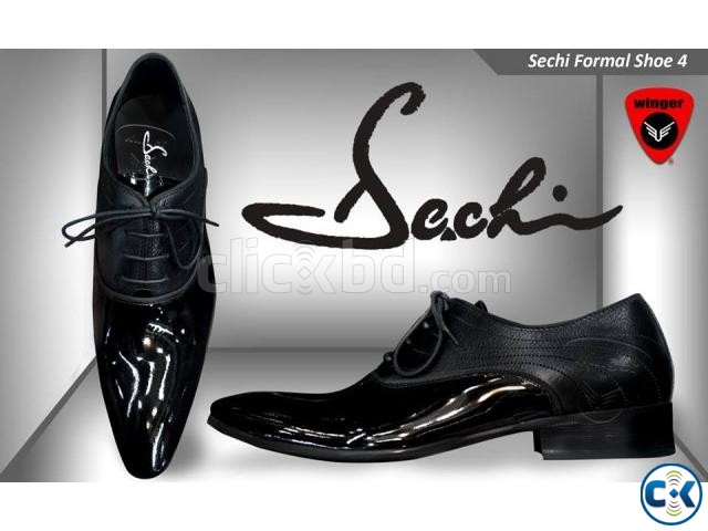 Sechi Formal Shoe 4 | ClickBD large image 0