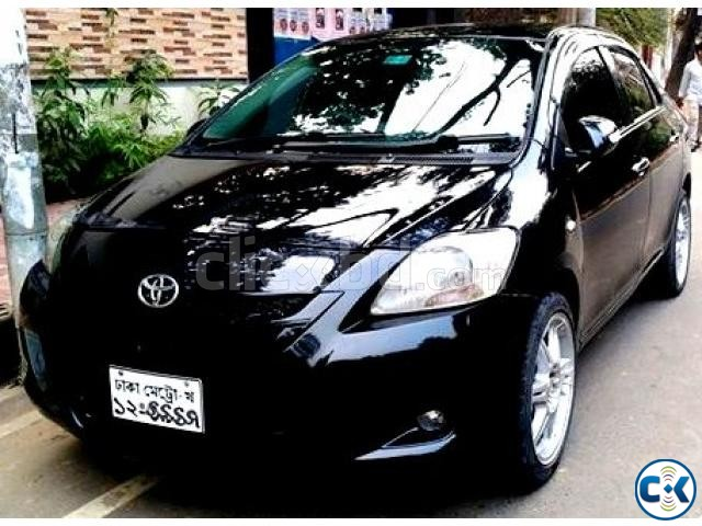 Toyota Yaris Model 2007 Almost new | ClickBD large image 0