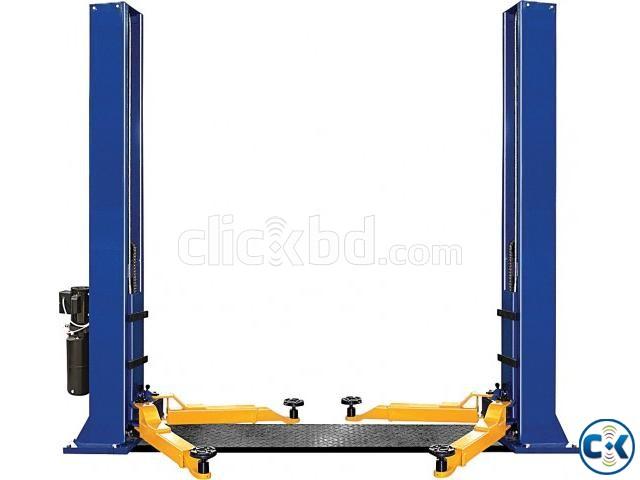 Hdraulic floor jack 2-post lift-3ton compression tester  | ClickBD